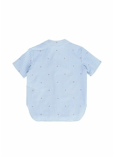 GUCCI Gömlek Mavi
